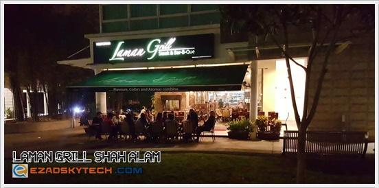 Laman Grill Steak & Bar-B-Que Seksyen 13, Shah Alam