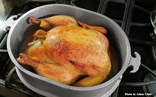 Thelma's Perfect Golden Brown Chicken Recipe