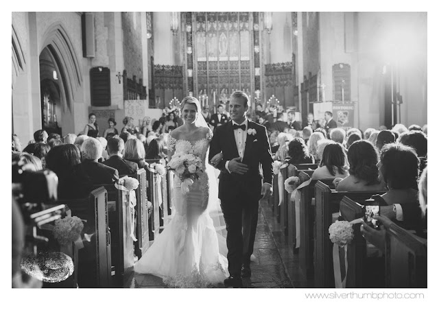 Historic Trinity Detroit wedding bridal bouquet ivory with gardenia sweet pea floral design ann arbor simple white hydrangea aisle decor silver thumb photography