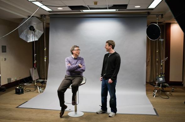 Pendedahan bagaimana Facebook mencapai USD $100 juta yang pertama