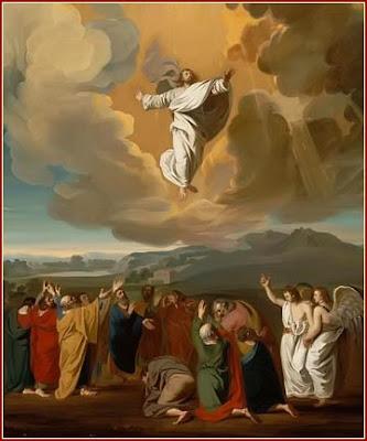 Los Hechos de los Apóstoles. ¿Sacralidad o fraude? Ascension2