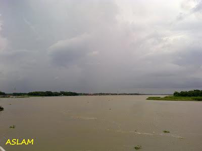 Arial kha River madaripur
