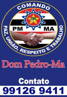 Polícia Militar de Dom Pedro-Ma