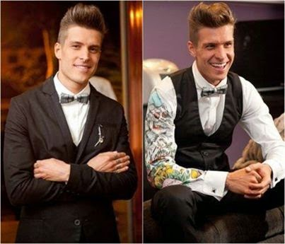 new 2014 year men hairstyle
