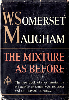 w somerset maugham an official position Abebookscom: collected stories (everyman's library contemporary classics) (9781857152760) by w somerset maugham and a great selection of similar new, used and.