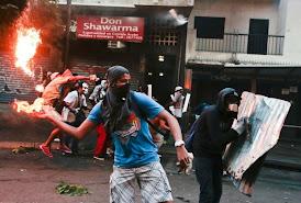 PASANDO LA HOJA / Ultraderecha incendiaria