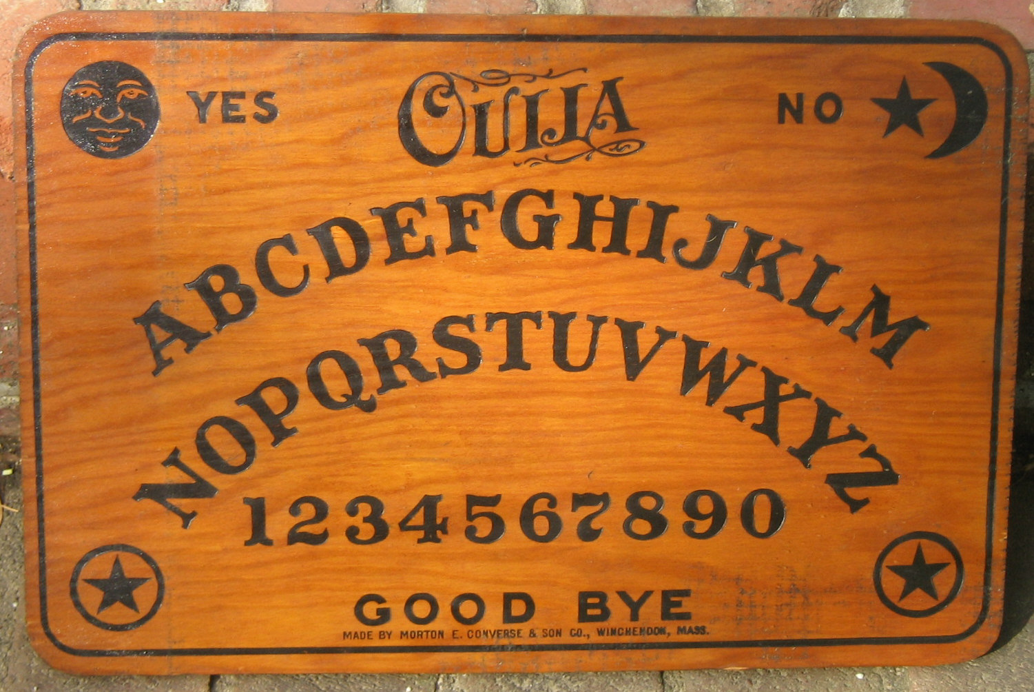 The ouija board the automatism theory and beyond atmospheric noise ouija board theories buycottarizona Gallery