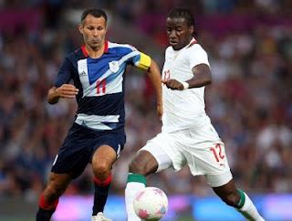 Inggris Raya Berimbang Lawan Senegal