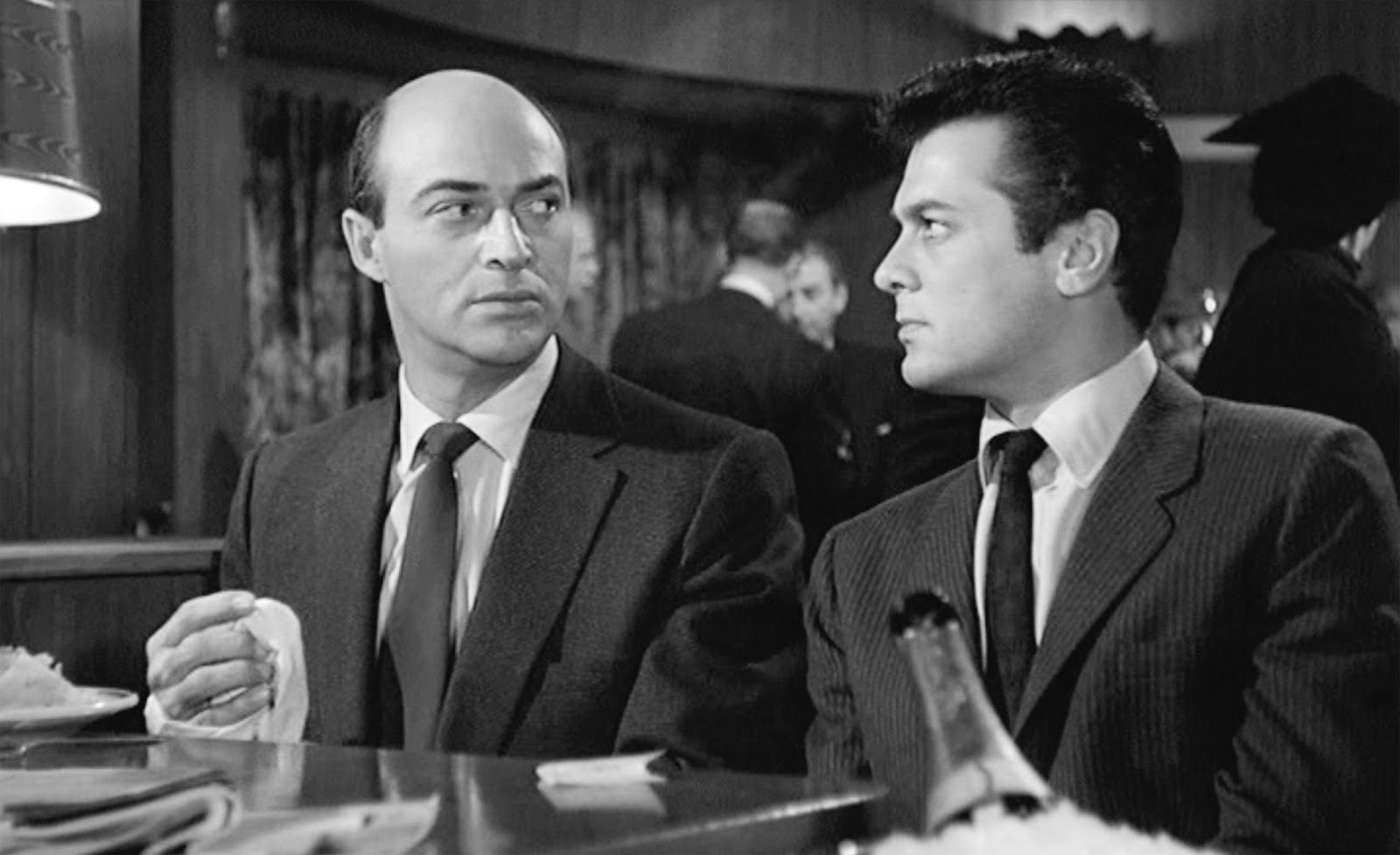 Image result for lawrence dobkin in sweet smell of success