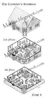 Caretakers Residence Iso by Del Teigeler, Mavfire