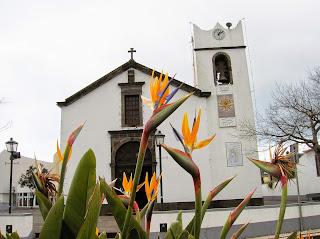 Iglesia de Santana, Madeira, Portugal, La vuelta al mundo de Asun y Ricardo, round the world, mundoporlibre.com