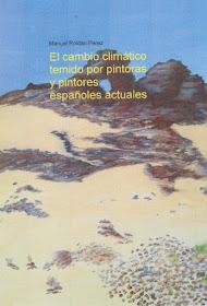 Libro: El cambio climático temido por pintoras y pintores españoles actuales