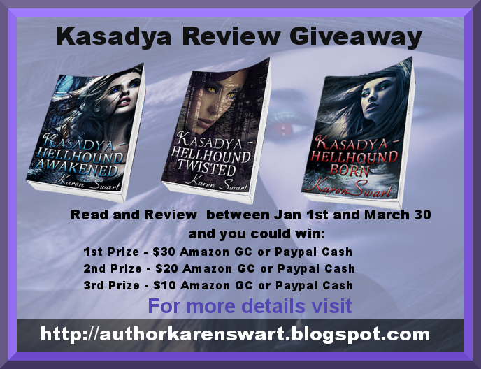 Kasadya Review Giveaway