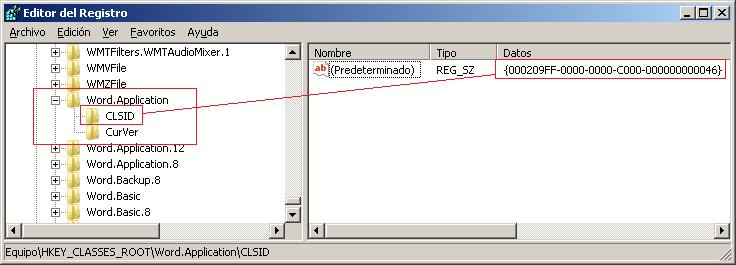 Ole automation with delphi part ii for Terr root word