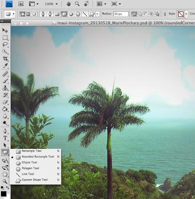 photoshop tool bar screen shot
