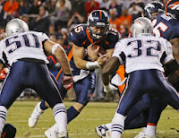 Denver Broncos-New England Patriots