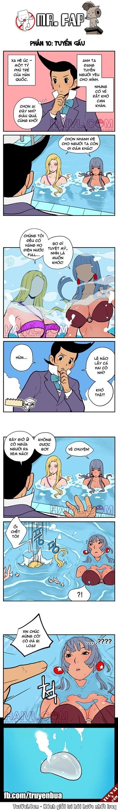 Truyện Hài Mr Fap Phần 10