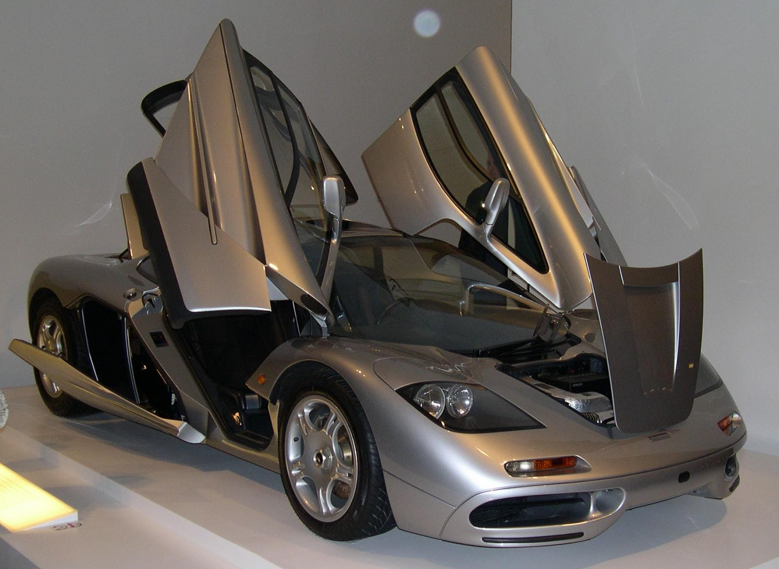 History Of Mclaren F1 Limited Edition Otomild