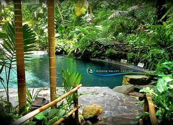 Hidden Valley Springs Resort In Calauan Laguna Discreet Magazine