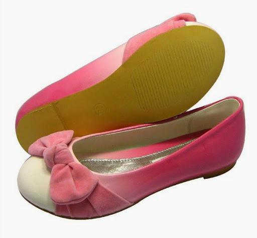 Model Sepatu Anak Balita Desain Cewek Terbaru 2017/2018