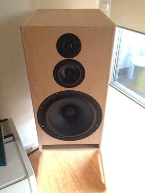Active speaker DIY