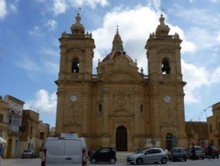 Iglesia de Xaghra.
