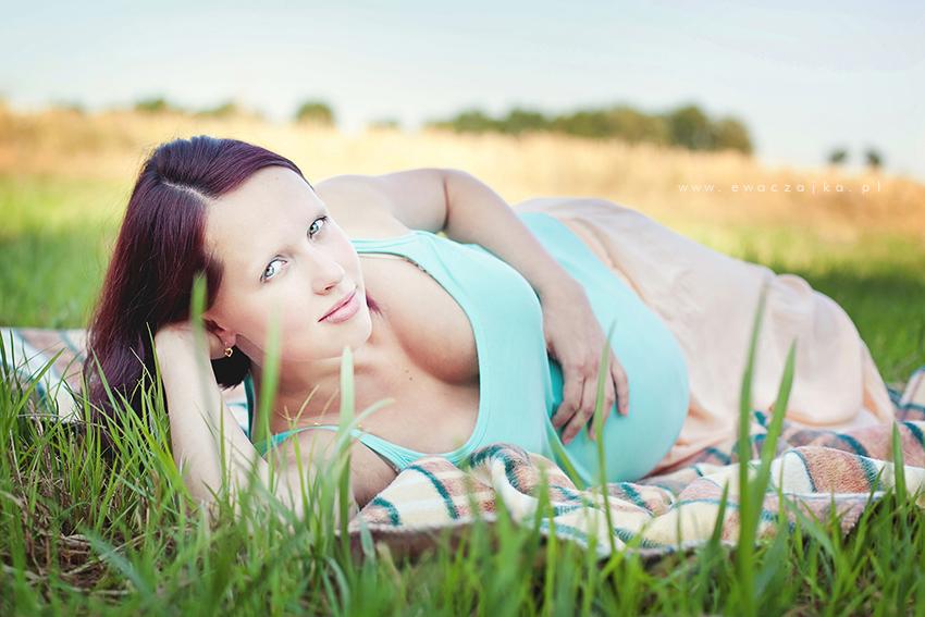 Zdjęcia ciążowe Jastrzębie Zdrój