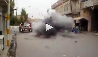 Bom Meletup Pengganas Jihad