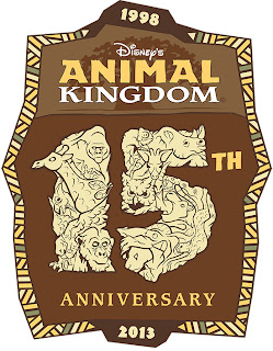Happy 15th Anniversary Disney's Animal Kingdom!