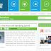 "Download Template Blog Keren ""Metro UI Blogger Template"""
