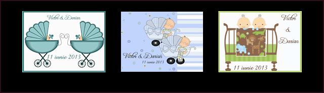 marturii botez gemeni magneti