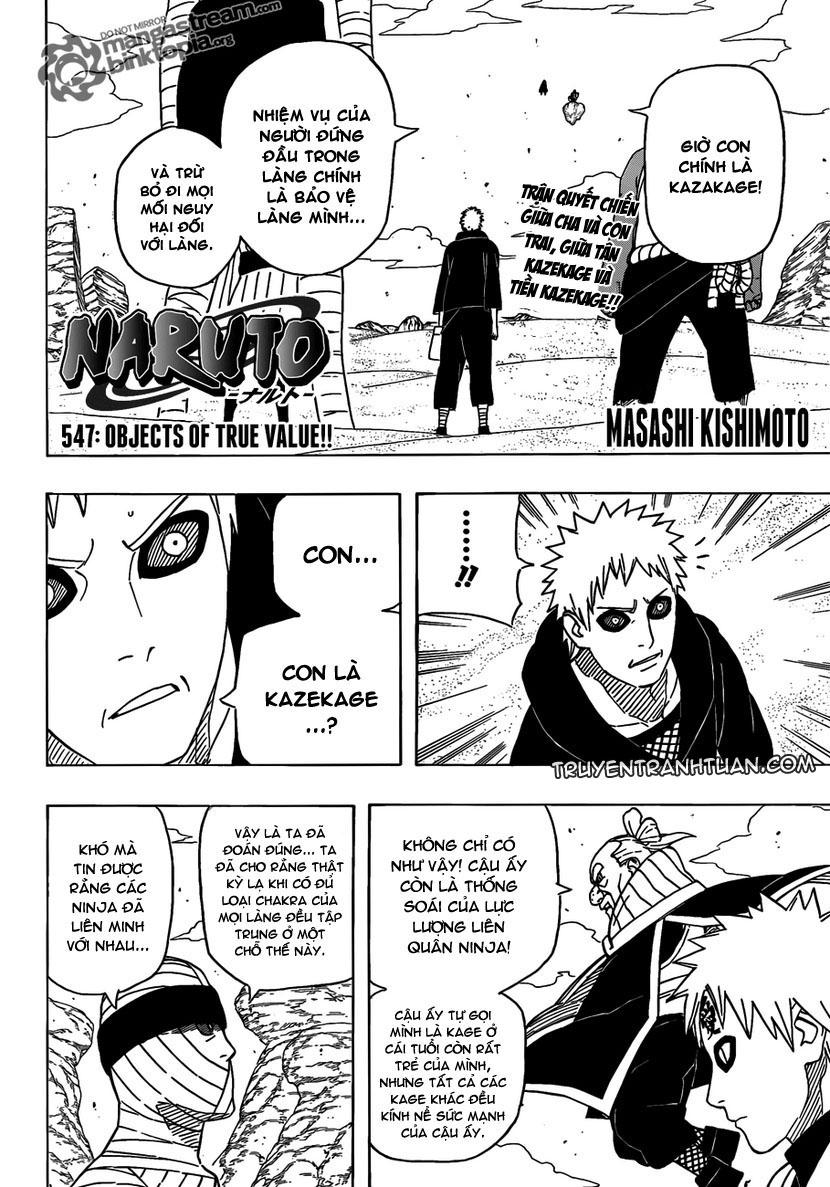 Naruto - Chapter 547 - Pic 2