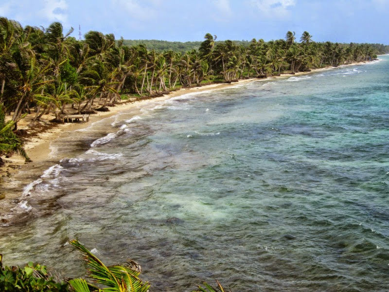 Vistas desde el Hotel Iguana