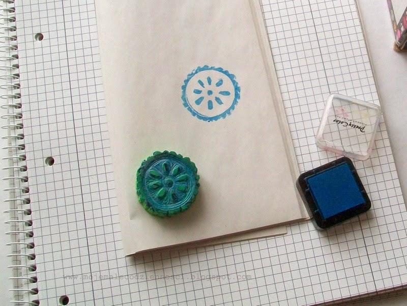 DIY stamp