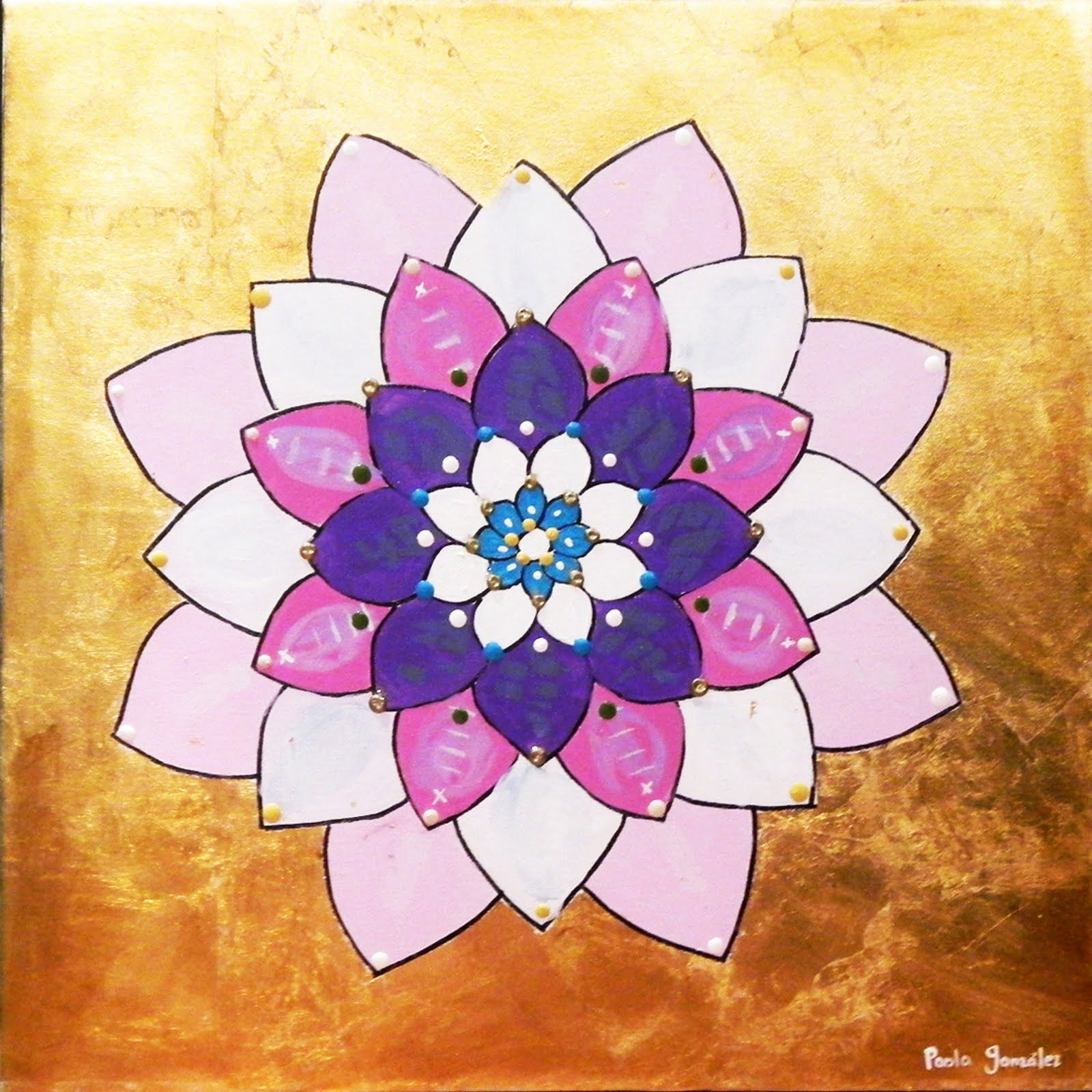 Paola gonzalez contemporary art lotus flower buddhism lotus flower buddhism mightylinksfo