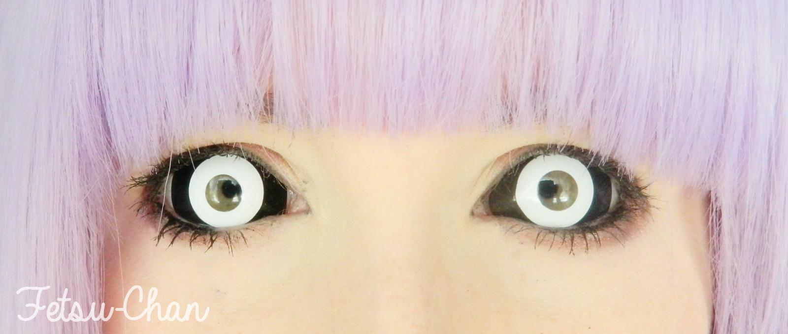 Phantasee Medusa sclera lenses