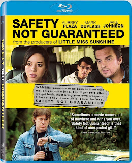 Safety Not Guaranteed (2012) LiMiTED BluRay 720p 550Mb Free Movies