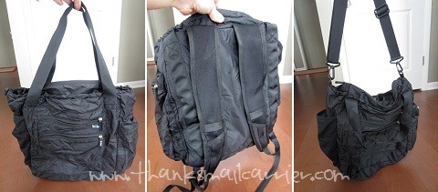 boken bag review