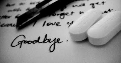 intihar sozleri, intihar notlari