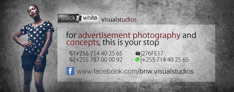 Black and White Visual Studios