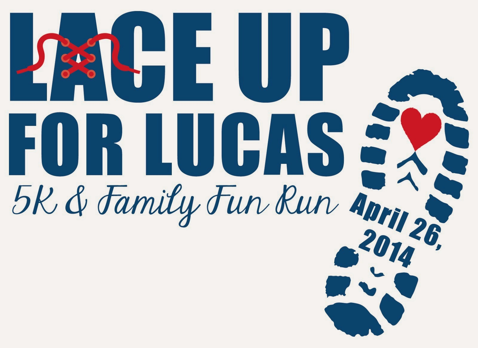Lace Up For Lucas