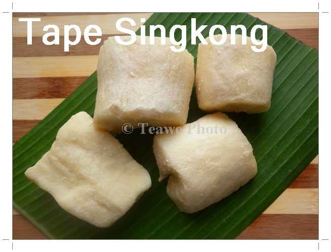 Pin Tape Singkong Cake on Pinterest