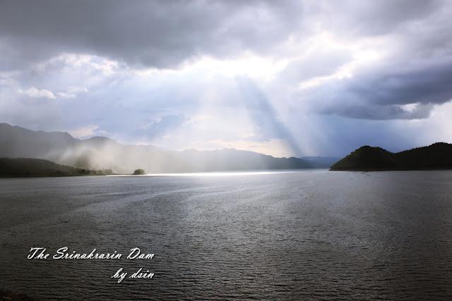 Sankraburi Kanchanaburi (The Series) VII -- Arawan Waterfall & Srinagarindra Dam