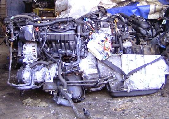 купить двигатель BMW-318