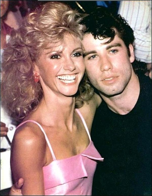 John Travolta & Olivia Newton-John - Grease 1978   LA ...