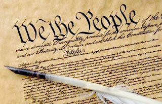 Constitution, United States, America, We the People