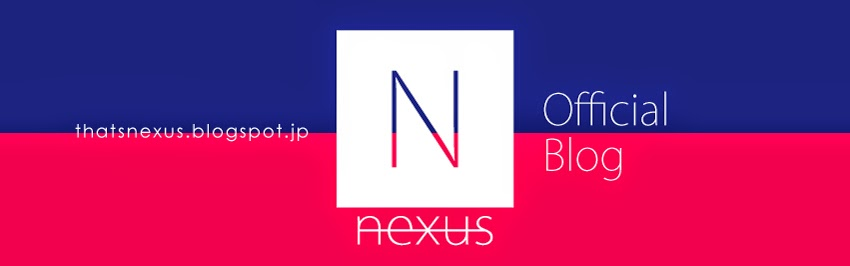 nexus official blog