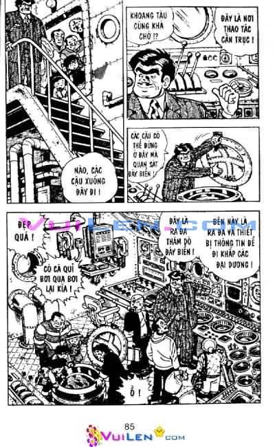 Siêu quậy Teppi chap 39 - Trang 82