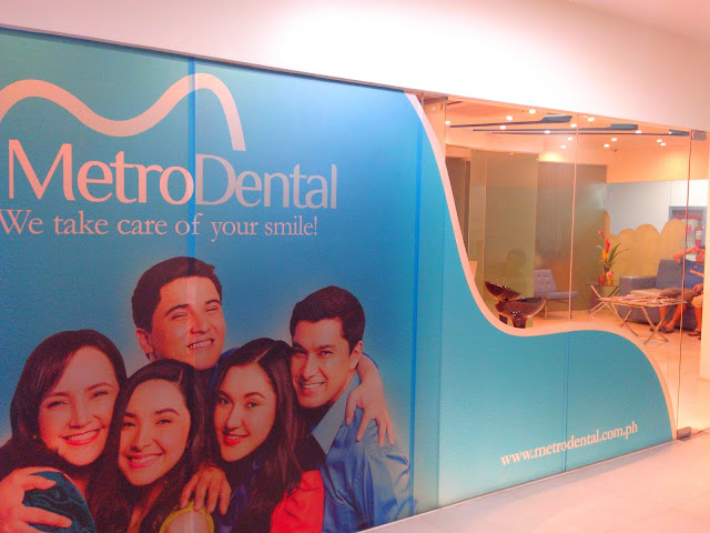 Metro Dental Clinic - Robinsons Cybergate Cebu