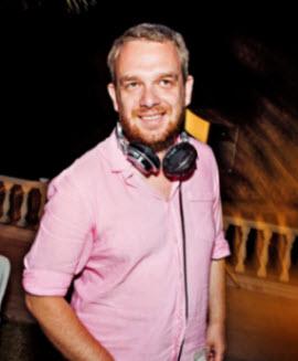 DJ Γιωργος Κουζας
